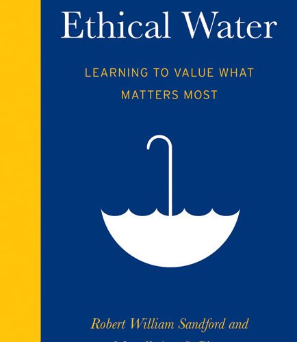 Ethical Water book review A\J AlternativesJournal.ca