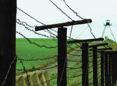 Remnants of the Iron Curtain, now greenbelt, Austria. A\J Alternatives Journal
