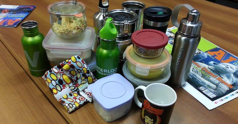 litterless lunch A\J AlternativesJournal.ca