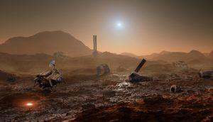 Mariner 9 by Kelly Richardson on A\J AlternativesJournal.ca