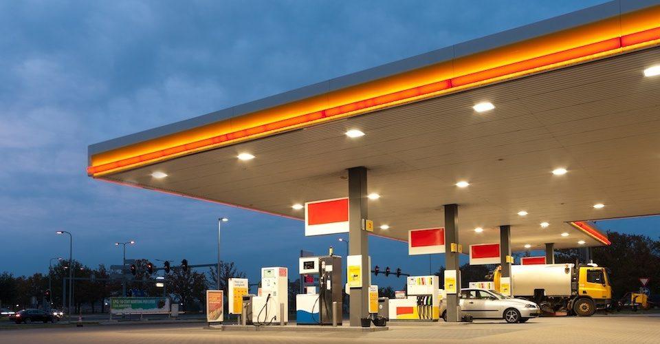 gas station A\J AlternativesJournal.ca