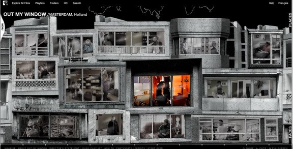Out My Window film review A\J AlternativesJournal.ca