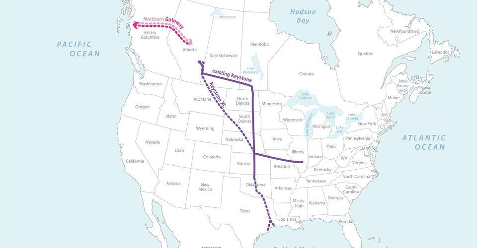 keystone xl northern gateway pipelines A\J AlternativesJournal.ca