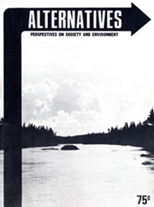 Winter 1974 Alternative Journal 3.2