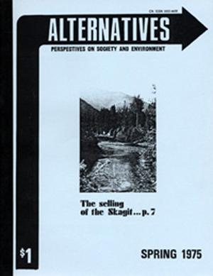 The Selling of the Skagit Alternatives Journal 4.3