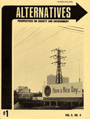 Alternatives Journal 4.4