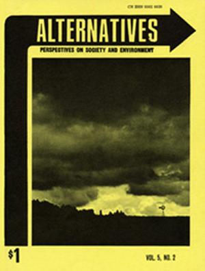 Alternatives Journal 5.2