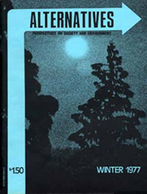 Winter 1977 Alternatives Journal 6.2