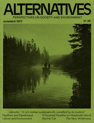 Summer 1977 Alternatives Journal 6.4