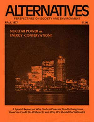 Alternatives Journal 7.1