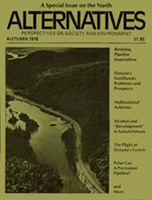Alternatives Journal 7.4