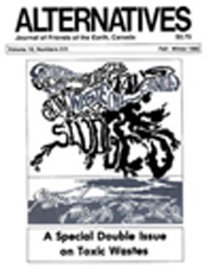 Toxic Wastes Alternatives Journal 10.2-3