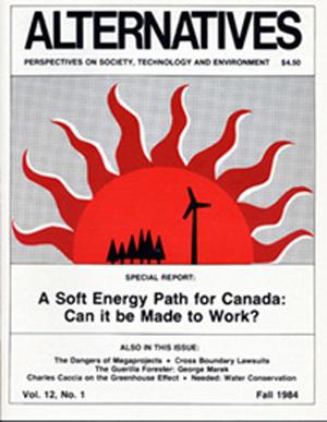 Soft Energy Alternatives Journal 12.1