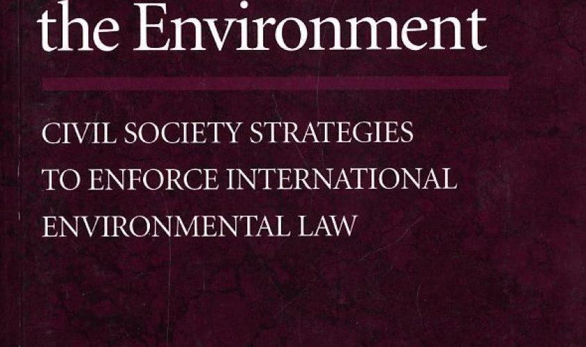 Defending the Environment book review A\J AlternativesJournal.ca