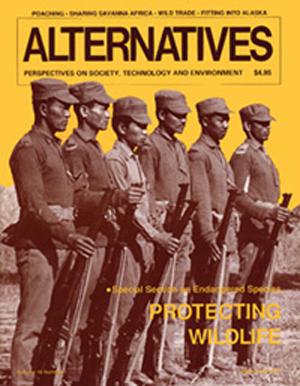 Protecting Wildlife Alternatives Journal 16.1