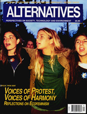 Reflections on Ecofeminism Alternatives Journal 21.2