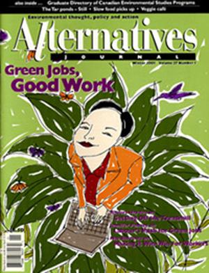 Green Jobs, Good Work 27.1