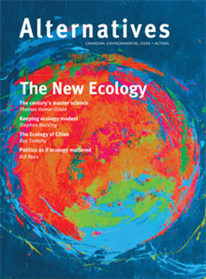 The New Ecology 35.4