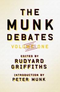 The Munk Debates book review A\J AlternativesJournal.ca