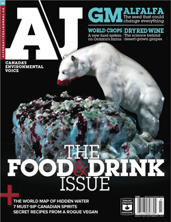 Food & Drink 39.4 A\J AlternativesJournal.ca