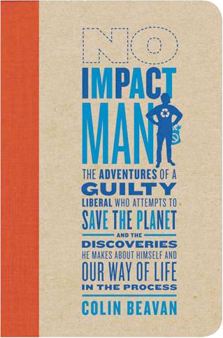 No Impact Man book review A\J AlternativesJournal.ca