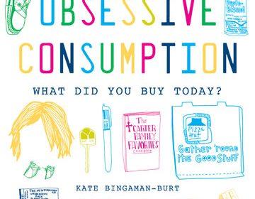 Obsessive Consumption book review A\J AlternativesJournal.ca