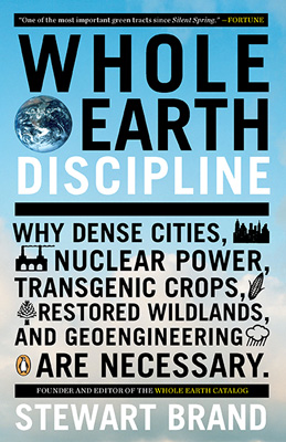 Whole Earth Discipline book review A\J AlternativesJournal.ca