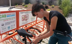 Community Access Bike Share Kitchener A\J AlternativesJournal.ca