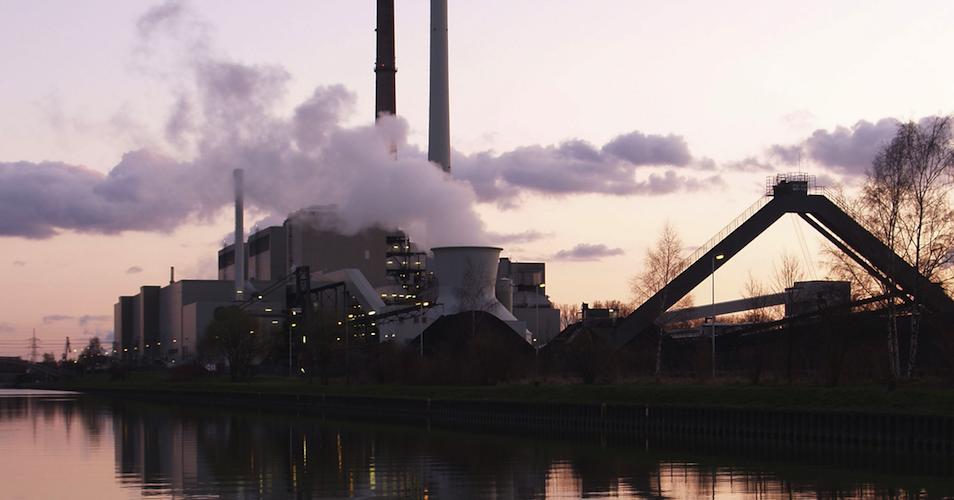 Coal Power Plant. Alternatives Journal.