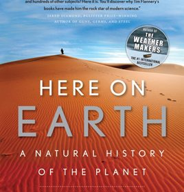 Here on Earth book review A\J AlternativesJournal.ca