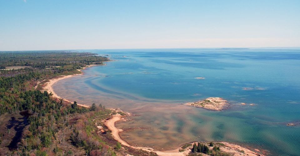 lake huron save our saugeen shores nuclear waste A\J AlternativesJournal.ca