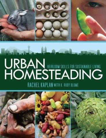 Urban Homesteading book review A\J AlternativesJournal.ca