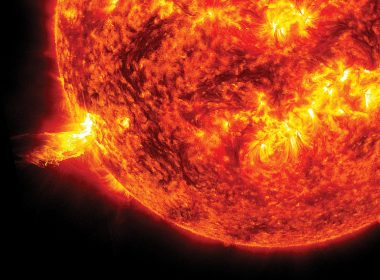 Flare Fatale. Image of a solar flare from NASA   A\J AlternativesJournal.s