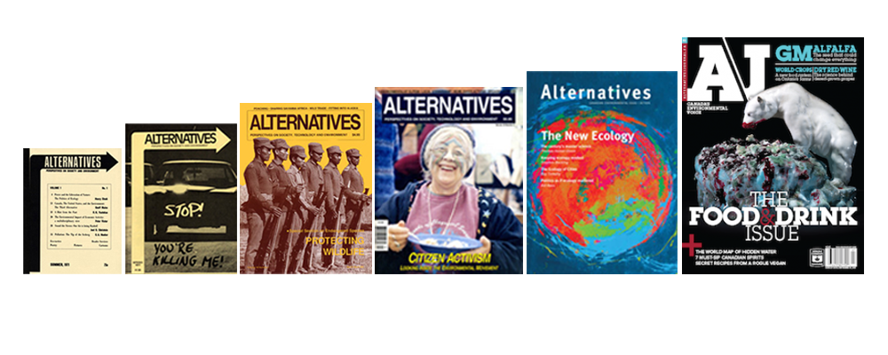 A\J Covers Progression A\J AlternativesJournal.ca