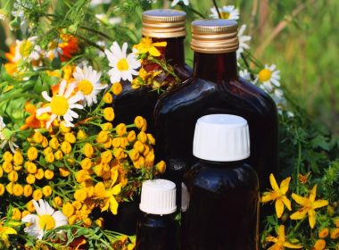 Herbal remedies.