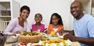 organic family dinner nutritious eating A\J AlternativesJournal.ca