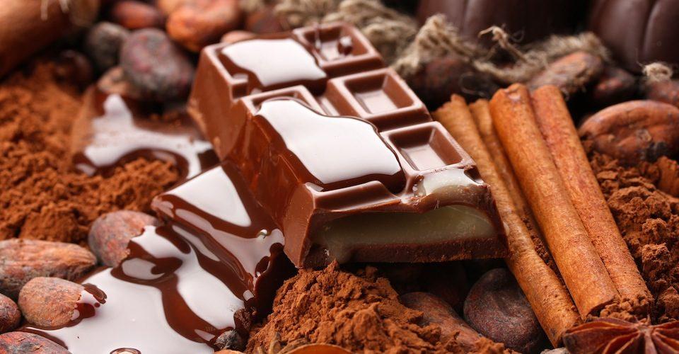 Chocolate, raw cacao, cinnamon sticks and star anise A\J AlternativesJournal.ca