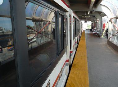 Toronto transit platform A\J AlternativesJournal.ca