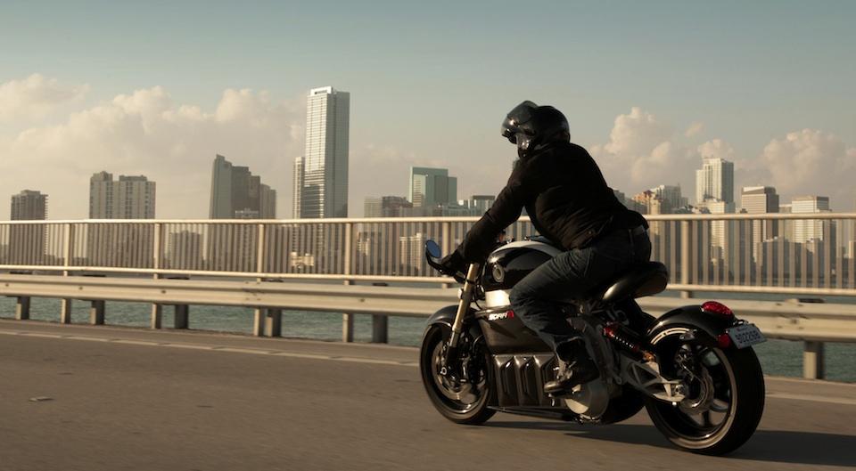 Lito Sora electric motorycle