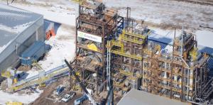 Edmonton waste-to-biofuel plant. From City of Edmonton YouTube video.