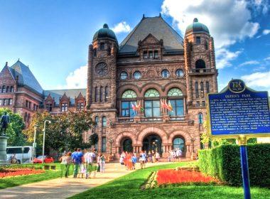 Ontario Legislature building, Queen's Park