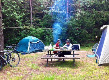 laurel_creek_bike_camping_site