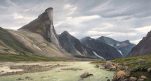 Cory Trépanier, Mount Thor