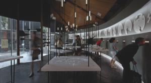 2014 Arctic Adaptations Venice Biennale Exhibit