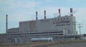 SaskPower Boundary Dam GS