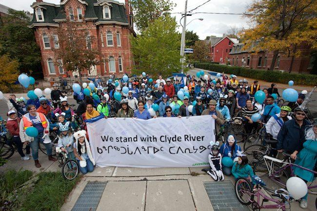 Toronto #IceRide Participants