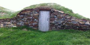 Newfoundland root cellar