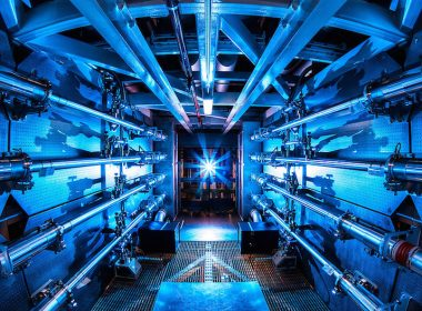 Preamplifier at the National Ignition Facility