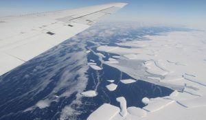 Antarctic Ice Shelf Loss