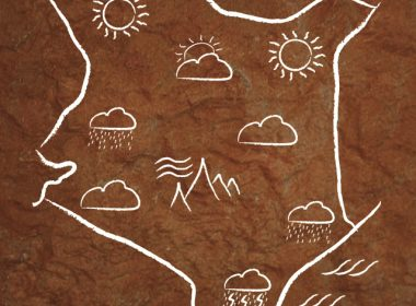 Weather patterns and symbols in Western Kenya